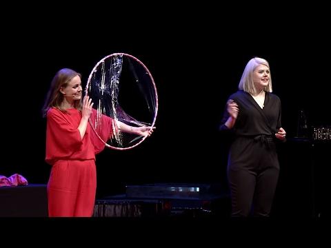 The virginity fraud   Nina Dølvik Brochmann & Ellen Støkken Dahl   TEDxOslo