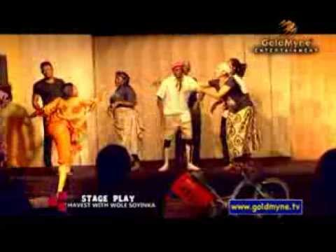 A HARVEST WITH WOLE SOYINKA [STAGE PLAY]