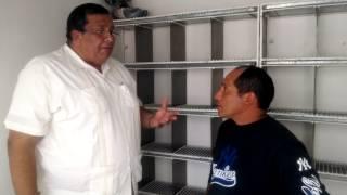 Visita a Javier López parte 1