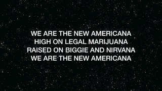 Halsey - New Americana (lyrics)