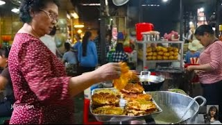 Asian Street Food , Amazing Street Food And Skills In My Village, Cambodian Food Compilation