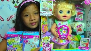 Baby Alive Doll Real Surprises Baby - Baby Doll Collection