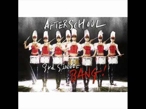 AFTER SCHOOL - BANG! [FULL  MP3 DOWNLOAD]