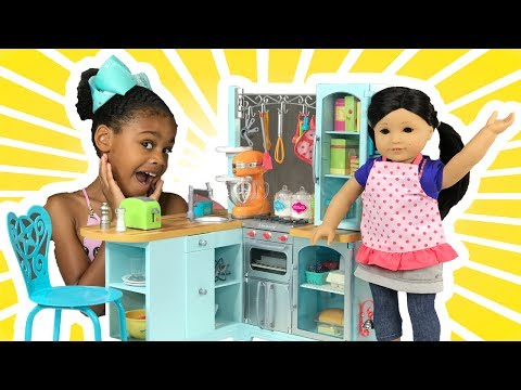 Baby Doll & Kitchen Toys - Play AG Dolls PlayToys