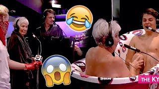 Grandma Gets Naked With 19 Year Old Guy! | KIIS1065, Kyle & Jackie O