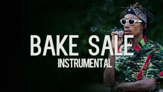 Wiz Khalifa Ft. Travis Scott - Bake Sale (Instrumental)