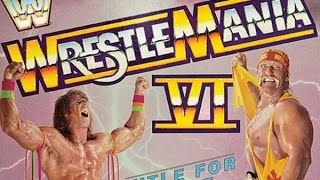 10 Fascinating WWE Facts About WrestleMania 6