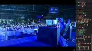 Sodapoppin Gachi Music @Dreamhack Mainstage w/Twitch Chat