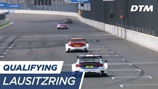 DTM Lausitzring 2017 - Qualifying (Race 2) - RE-LIVE (English)
