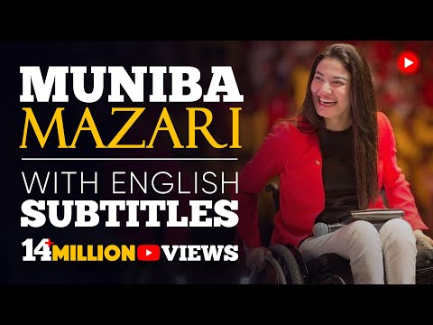 Xxx Mp4 LEARN ENGLISH MUNIBA MAZARI We All Are Perfectly Imperfect English Subtitles 3gp Sex