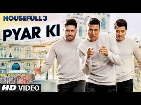 Xxx Mp4 Pyar Ki Video Song HOUSEFULL 3 Shaarib Toshi T Series 3gp Sex