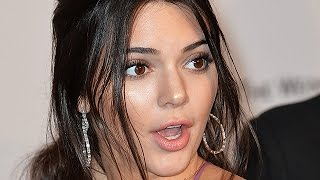 Kendall Jenner Falls Face First While Bike Riding - VIDEO