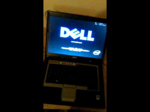 Rebooted reseat hard drive