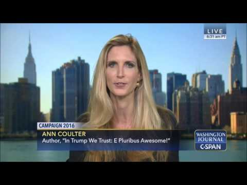Ann Coulter on The Mike Gallagher Show 4 21 2017