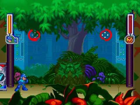 Mega Man 8 (9): Search Man