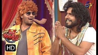 Sudigaali Sudheer Performance | Extra Jabardasth | 9th  March 2018  | ETV Telugu