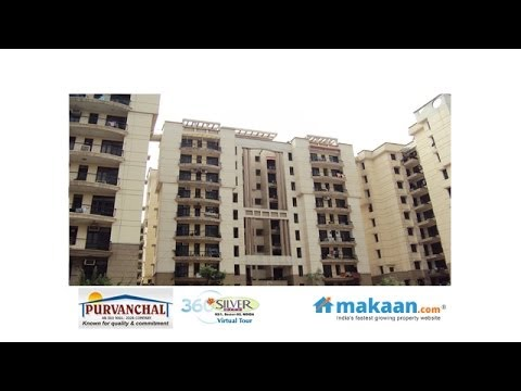 Purvanchal Silver City by Purvanchal Group in Sector-93, Noida, Residential Apartments: Makaan.com