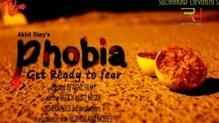 Phobia - Horror Short Film By Akhil Filmy