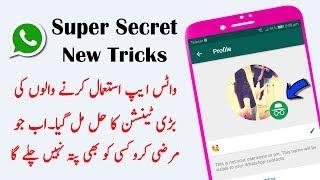 Whatsapp Super Secret New Amazing TIPS and TRICKS