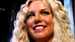 Madame Tussauds -- Britney Spears