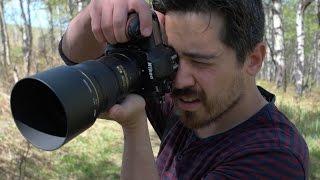 Nikon D500 Hands-On Field Test