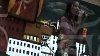 Tibetan song pha ma drenlu  phurbu lhamo