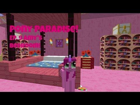 Pony Paradise! Ep.9 Amy's Bedroom! | Amy Lee33 | Amy Lee33 | Mine Little Pony