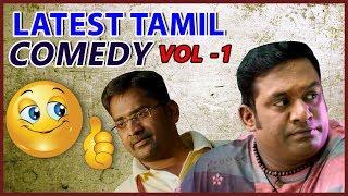 Tamil Comedy Scenes 2018 | Vol 1 | Robo Shankar | Soori | Amala Paul | Karunakaran | Kovai Sarala