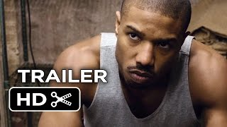 Creed Official Trailer #1 (2015) - Michael B. Jordan, Sylvester Stallone Drama HD