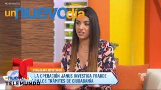 Operación Janus: Podrán deportar residentes y ciudadanos | Un Nuevo Día | Telemundo