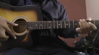 Tere Bina Arijit singh 1921 easy guitar chords and strumming Lesson