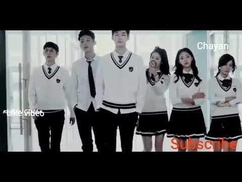 Xxx Mp4 Best Video Song Chaina School Life Korean Mix Hindi Song Korea Love Story Video Song 2019 3gp Sex