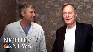 Manhunt Underway After Houston Cardiologist Killed While Riding Bike | NBC Nightly News