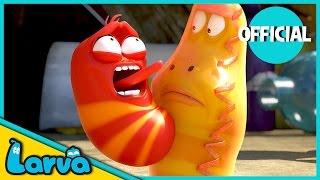 LARVA - BEST OF LARVA | Funny Cartoons for Kids | Cartoons For Children | LARVA Official WEEK 1 2017