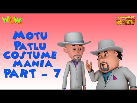 Xxx Mp4 Motu Patlu Costume Mania Motu Patlu Compilation Part 7 As Seen On Nickelodeon 3gp Sex