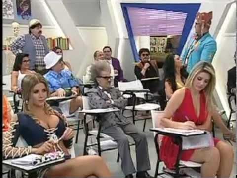 Escolinha do Gugu 20 11 2011