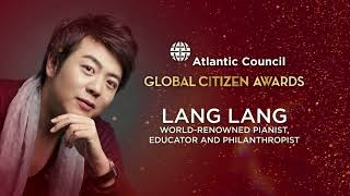 Global Citizen Awards 2017 - Mr. Klaus Schwab and Lang Lang Performance