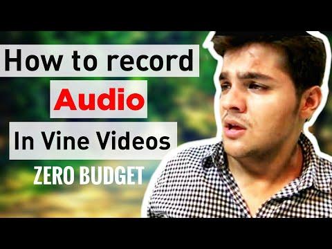 Xxx Mp4 Record High Quality AUDIO In Vines At Zero Budget Hindi Ep106 3gp Sex