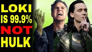 Loki Is Alive, But Not As Bruce Banner (Avengers 4)
