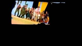 PAWAN VEENA dance in sardar gabbar singh