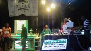 David Rodigan vs. King Addies in Trinidad, Final Round pt. 1