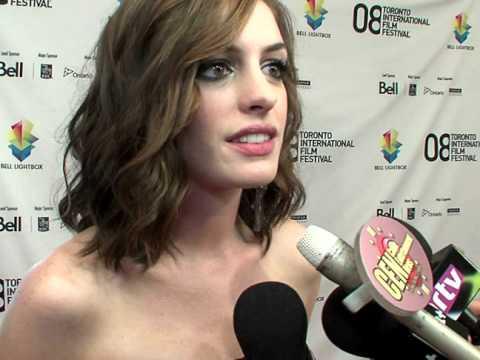 Anne Hathaway - Sarah Jay