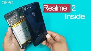Realme 2 - Back Panel Inside || How To Open Realme 2 Back Panel || OPPO Realme 2 Disassembly