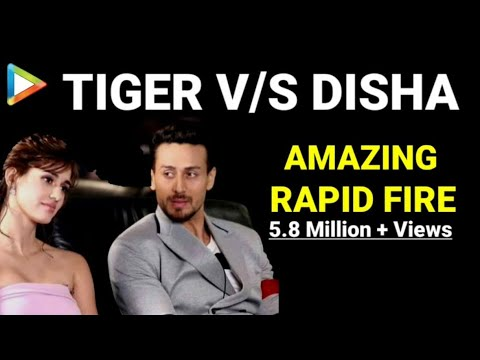 Xxx Mp4 BLOCKBUSTER Rapid Fire Of Tiger Shroff And Disha Patani 3gp Sex