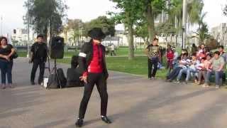 Michael Jackson Peruano Jhon Palacios: Dangerous