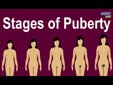 TAMIL: What are the Stages of Puberty in Girls?