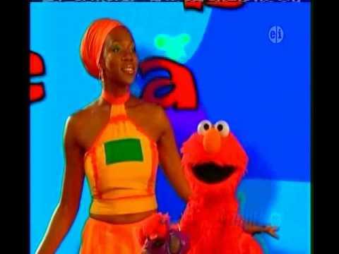 Sesame Street Alphabet song India Arie