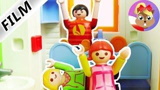Playmobil Film Polski - UWIEZIONY W TOALECIE! PLAN MII i SARY PRZECIWKO DUŻEMU JULIANOWI!