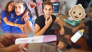 I GOT MY WIFE PREGNANT PRANK ON TEAM 10