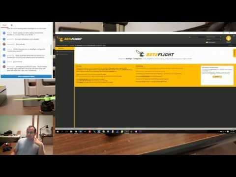 PID Tuning / Blackbox Log Analysis Livestream - 7/22/2016